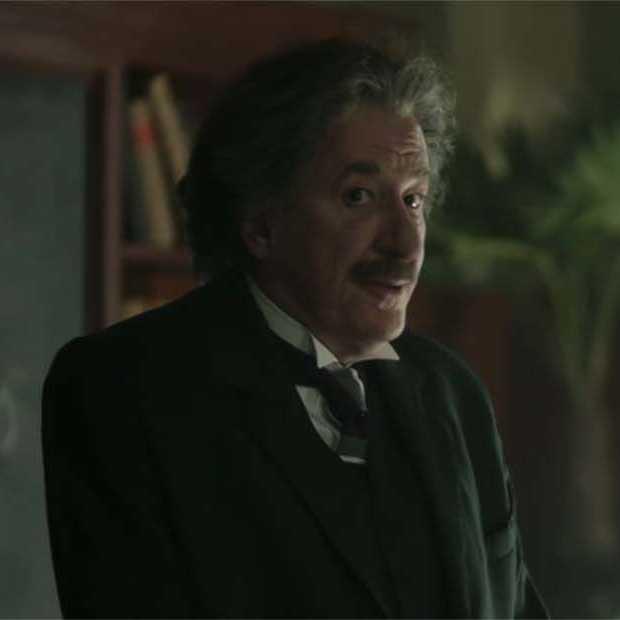 Genius: een dramaserie van National Geographic over het leven van Albert Einstein