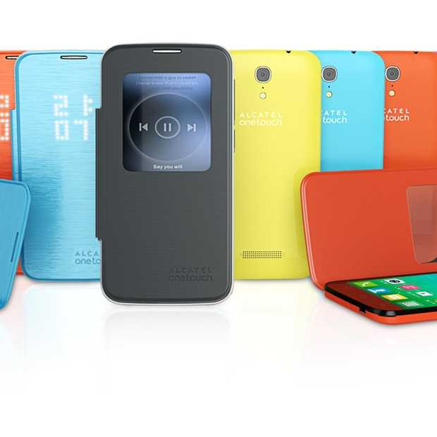 ALCATEL ONETOUCH zet breed in tijdens Mobile World Congress