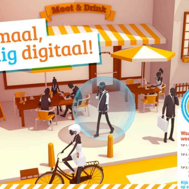 Alert Online 2013 stimuleert veilig online gedrag