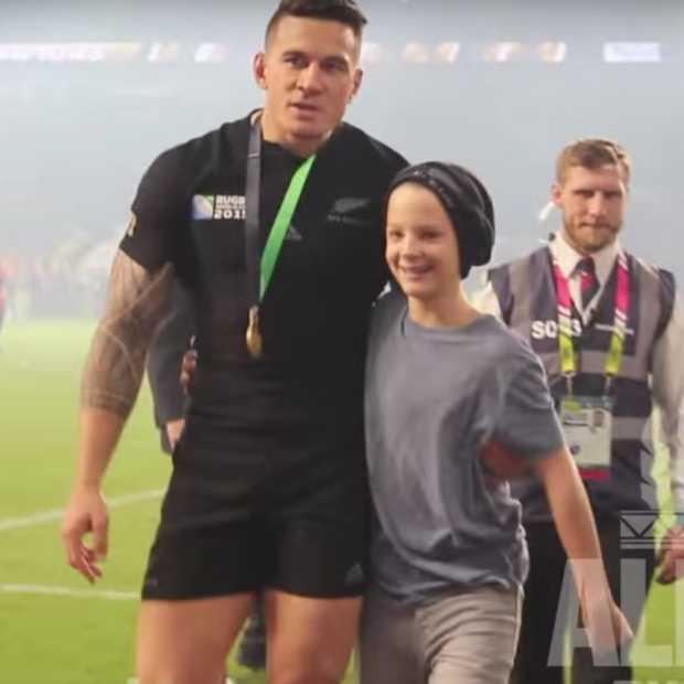 Waarom Rugby spelers zoveel groter zijn dan voetballers