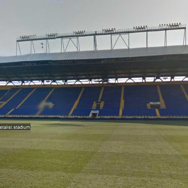 Alle EK 2012 stadions met Street View te zien