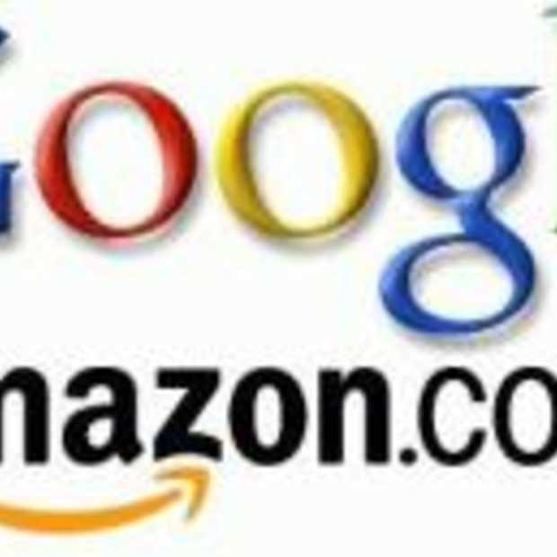 Alleen Google en Amazon blijven over