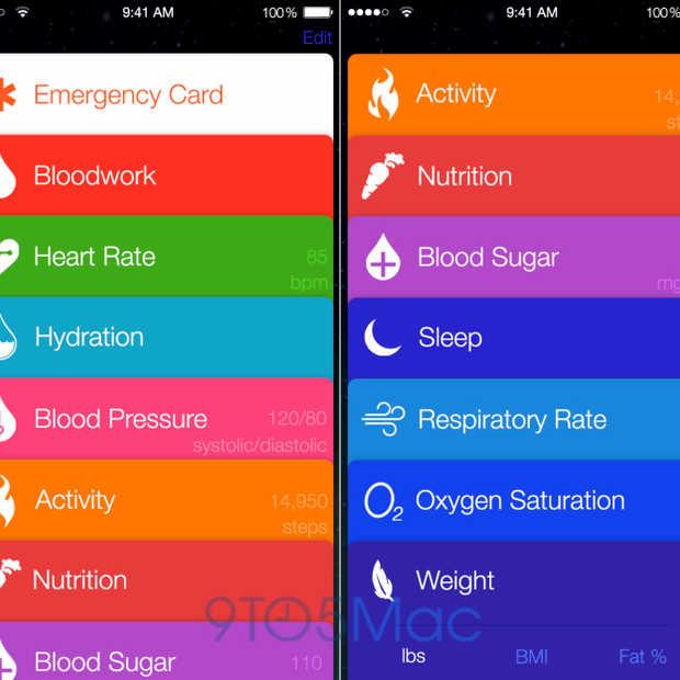 Alles over je gezondheid op één plek met Apple Healthbook