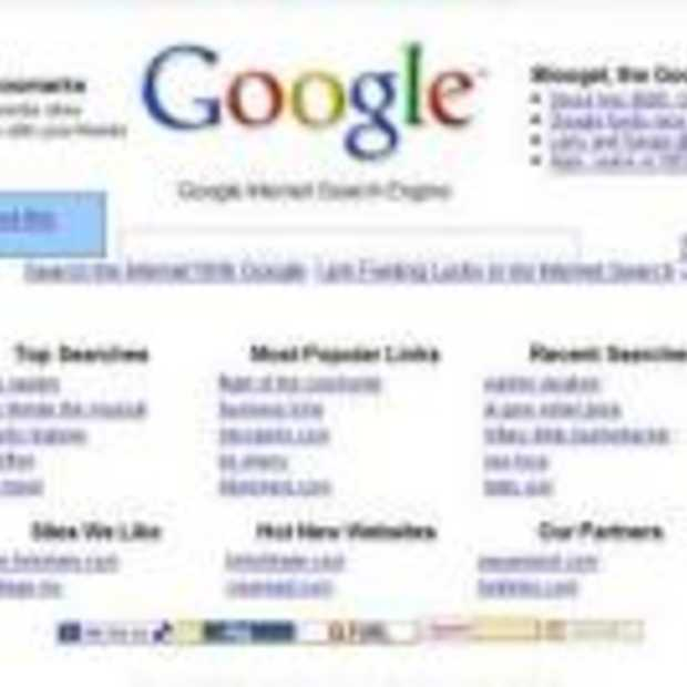 Als Google zelf kon designen...