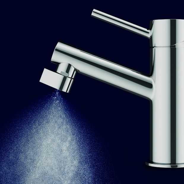 Altered:Nozzle bespaart 98% op je kraanwater