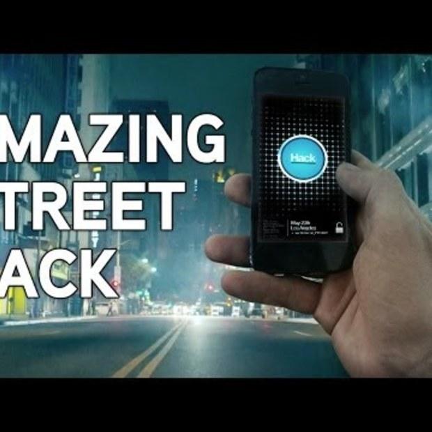 Amazing Street Hack