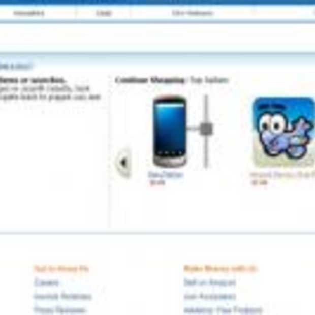 Amazon Android app store goedkoper dan de Android Market?
