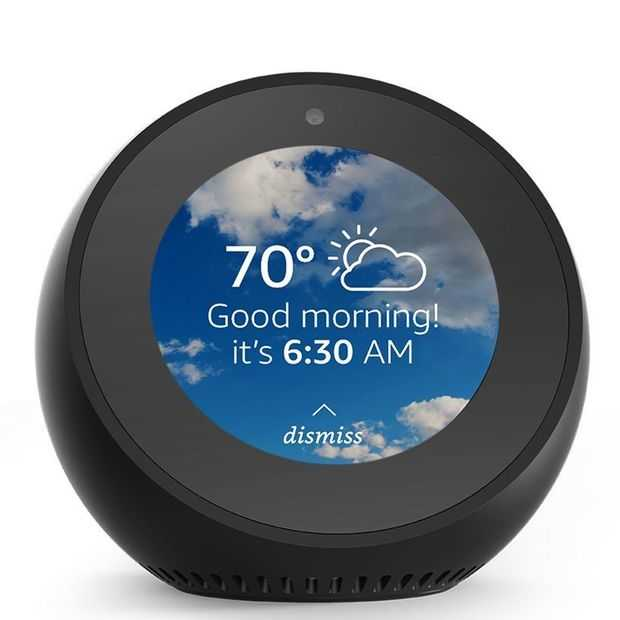 Amazon geeft Echo's een update met Echo Spot en Echo Plus