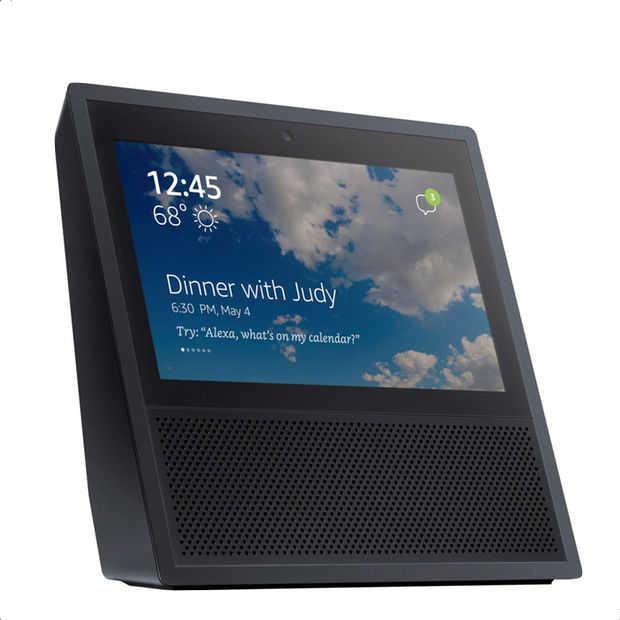 Gerucht: Amazon brengt touchscreen Echo uit in zomer
