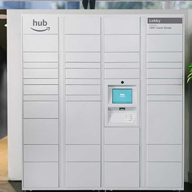 The Hub van Amazon: nooit meer een pakje hoeven missen thuis