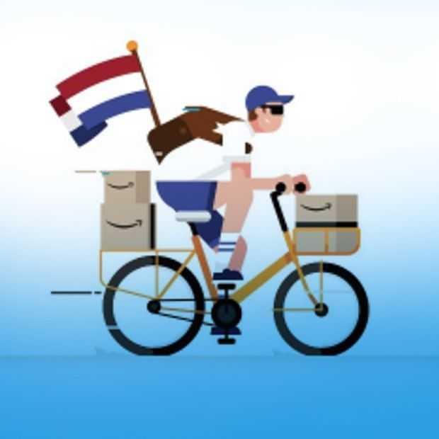 Amazon levert met Prime nu ook gratis in Nederland