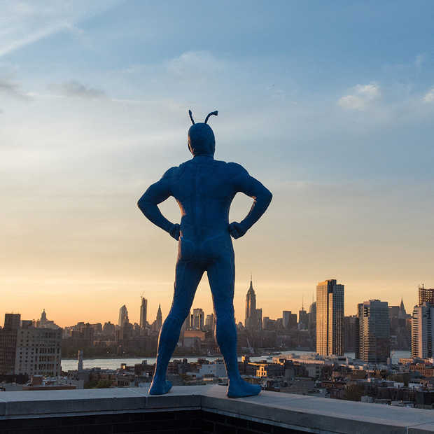 Trailer The Tick seizoen 1 - een Amazon Original Serie