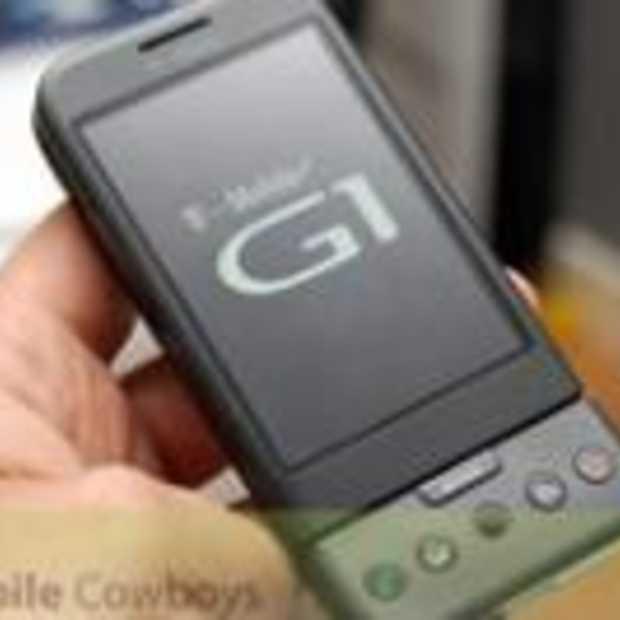 Anderhalf miljoen keer T-mobile G1