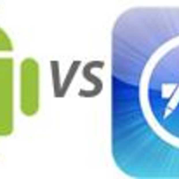 Android Market vs iPhone App Store
