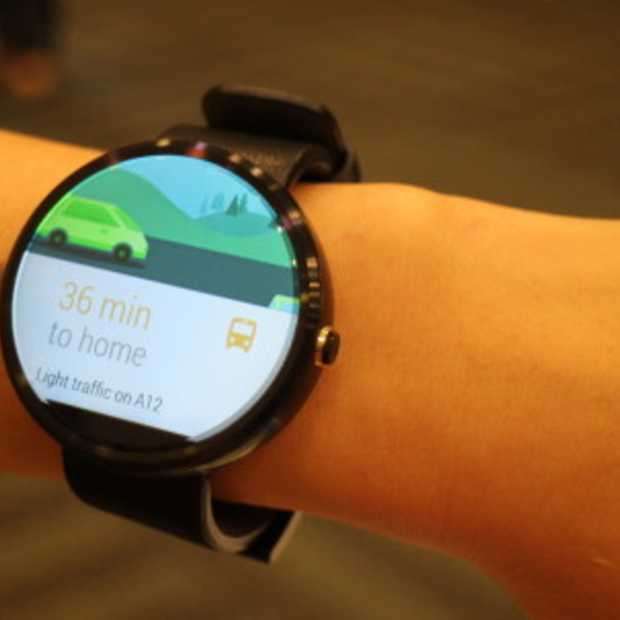 Android Wear support voor Google Maps en Google Keep