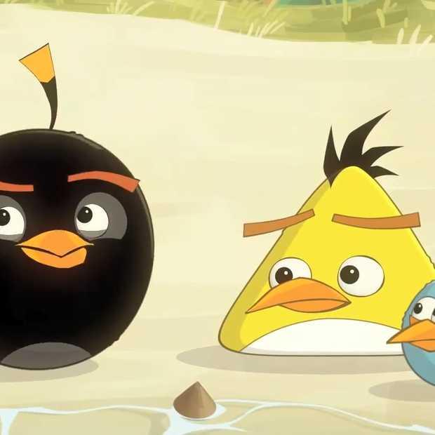 Angry Birds meer dan 500 miljoen keer gedownload