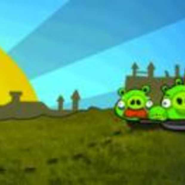 Angry Birds pas over 3-4 jaar naar de beurs