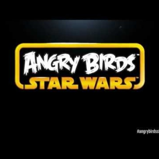 Vanaf 8 november - Angry Birds Star Wars