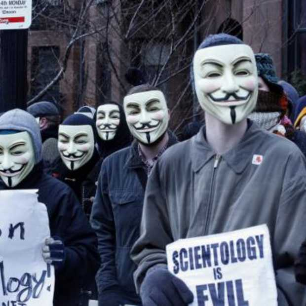 Anonymous richt haar pijlen op San Francisco