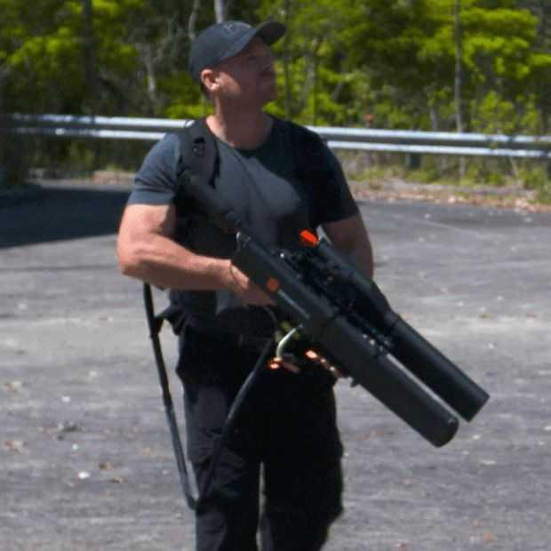 Het anti-drone geweer bestaat (maar je mag het niet kopen)