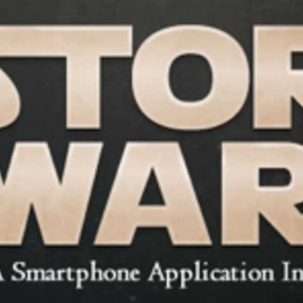 App Store Wars [Infographic]