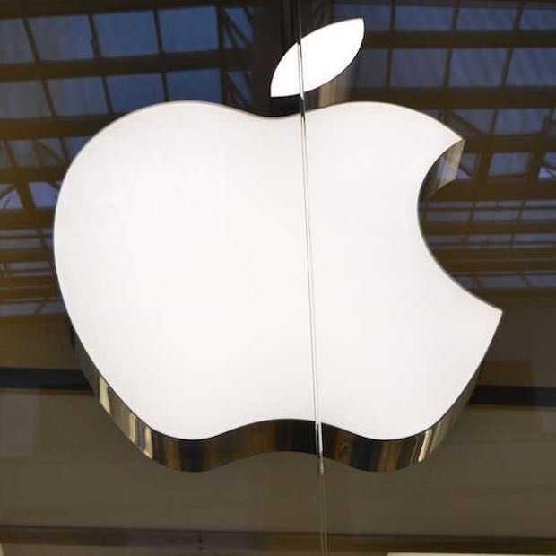Vier vrienden houden Apple-klanten voor de gek