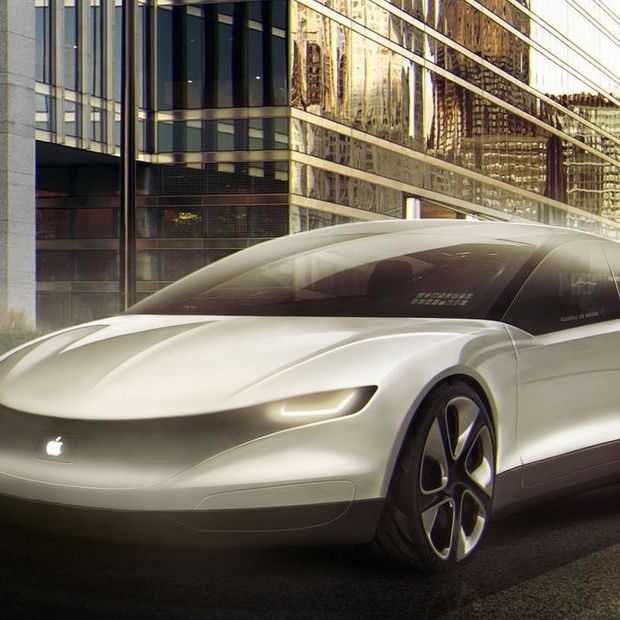 Apple gaat toch geen auto's maken