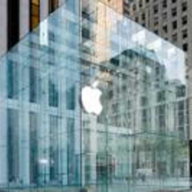 Apple haalt Microsoft in als meest waardevolle techbedrijf