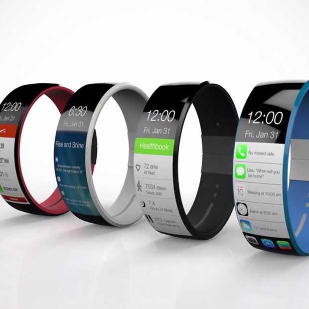 Apple haalt 'versterking' voor de lancering van de iWatch