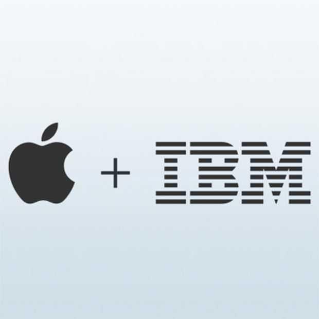 Apple en IBM sluiten handen ineen