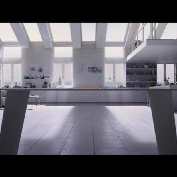 Eerste iPad Air ad - Pencil
