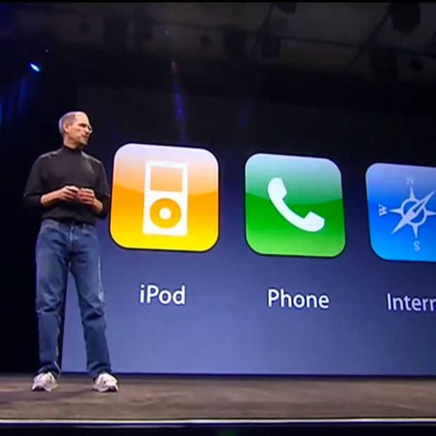 We kennen de iPhone tien jaar en dat had best gevierd mogen worden