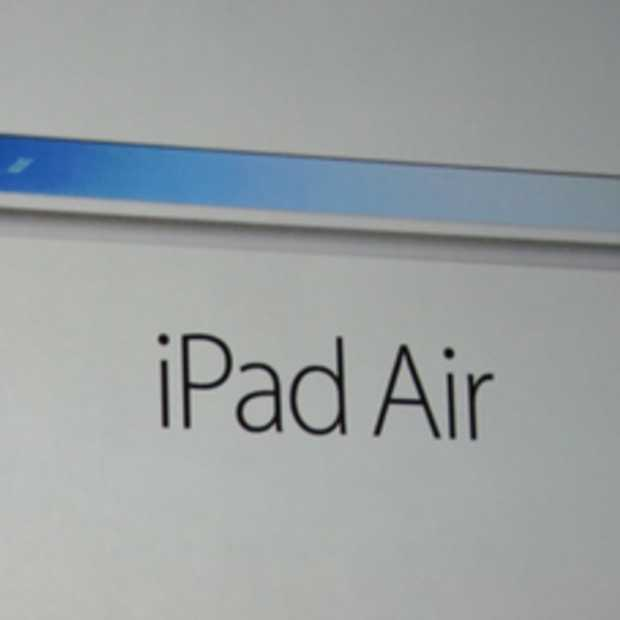 Apple lanceert iPad Air