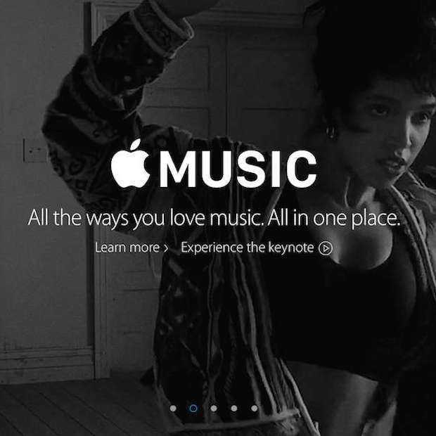 De laatste Apple Music updates