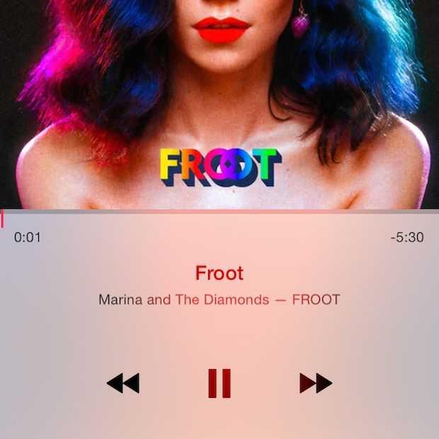 Apple lanceert nieuwe muziek applicatie