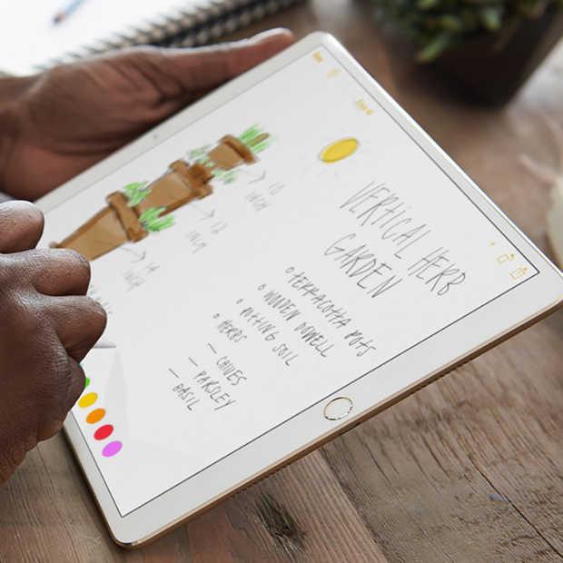 iPad Pro met iOS 11: dit is er allemaal mogelijk