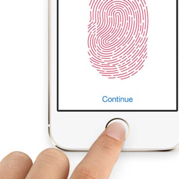 Apple rolt Touch ID uit voor alle apps