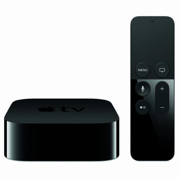 Vernieuwde Apple TV vanaf nu te bestellen