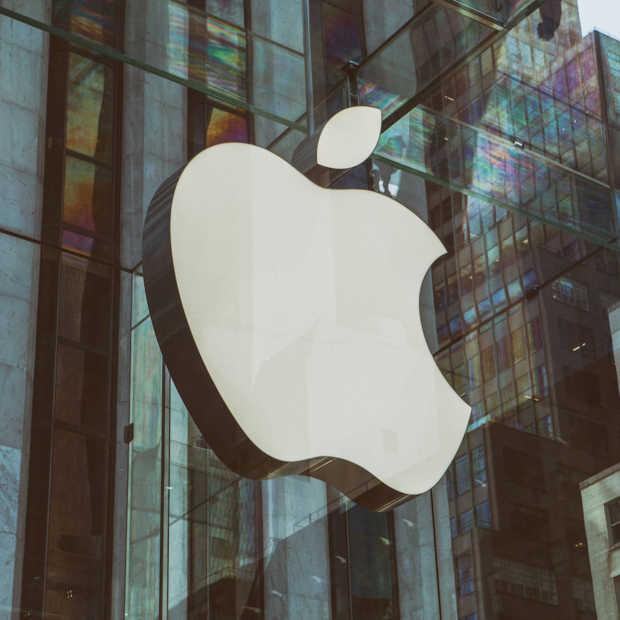 Apple wil een sociale app en gaat Snapchat achterna