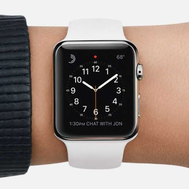 Apple Watch gekraakt