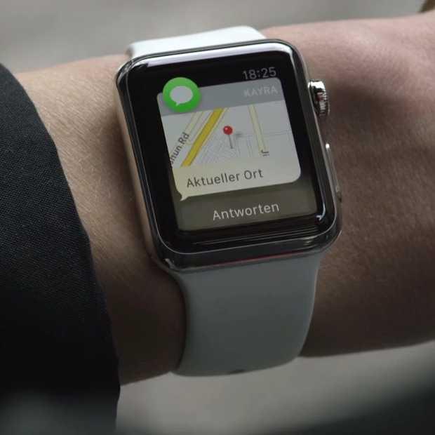 Nieuwe Apple Watch video's moeten meer inzicht geven in functionaliteit