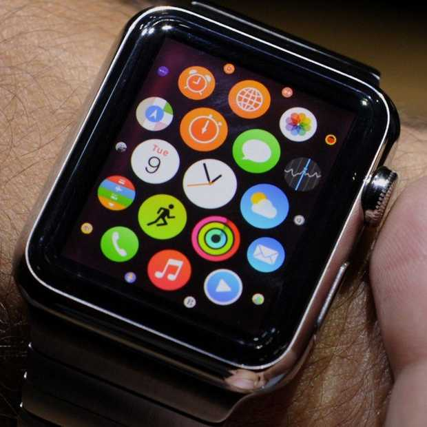 Apple geeft meer informatie vrij over de Apple Watch