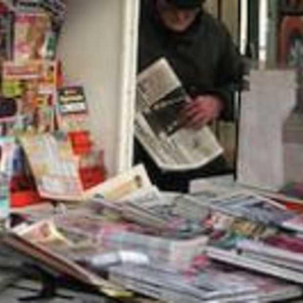 Apple werkt aan digitale krantenkiosk voor iPad