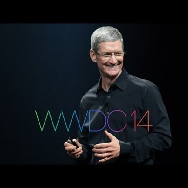 Keynote Apple @ WWDC 2014