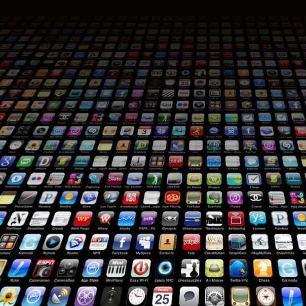 Verkoop van apps is over zijn hoogtepunt, 90% kiest alleen nog voor gratis apps