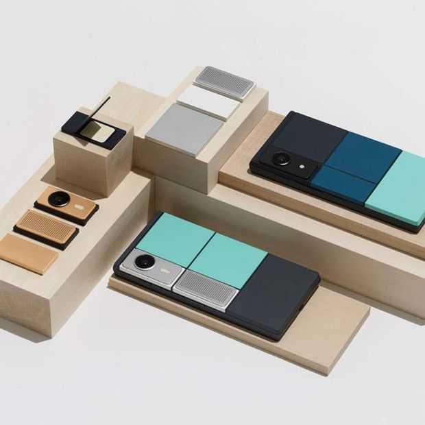 Google stapt uit modulaire smartphones