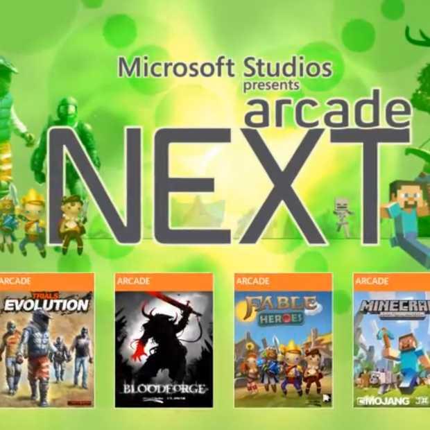 Arcade Next schudt Xbox Live Arcade weer even op