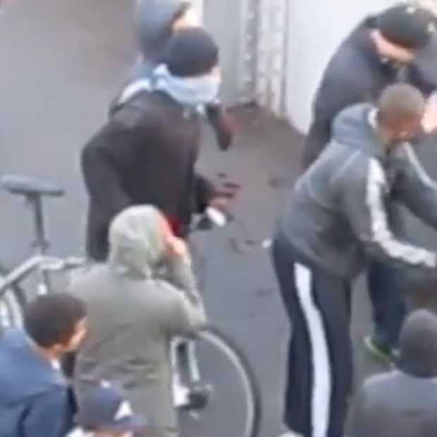 Arme beroofde jongen in rellen verloor PSP; Sony gaat het goedmaken