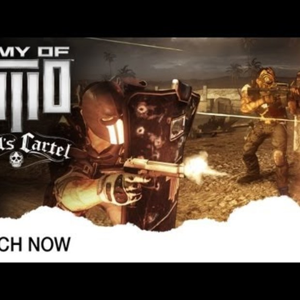 army of two the devil's cartel launch trailer