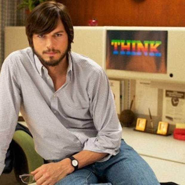 Ashton Kutcher-film jOBS verschijnt in april